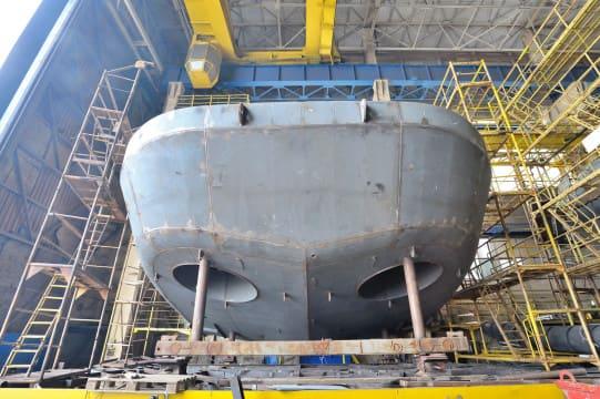budowa statku